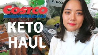 Costco Korea Grocery Haul for Ketogenic Diet
