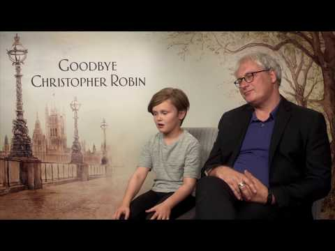 Will Tilston & Simon Curtis: GOODBYE CHRISTOPHER ROBIN