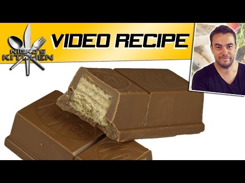 KIT KAT LASAGNA - Nicko's Kitchen