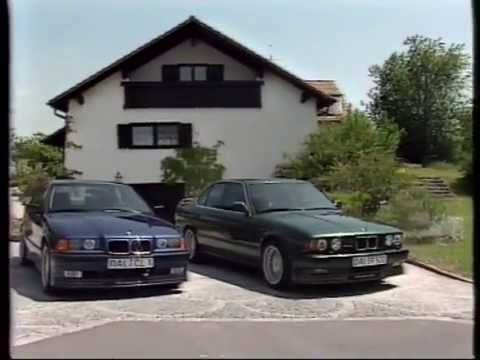 TRAFIKMAGASINET K�R BMW ALPINA