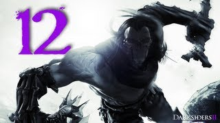 Darksiders 2 Walkthrough / Gameplay Part 12 - Balls and Me