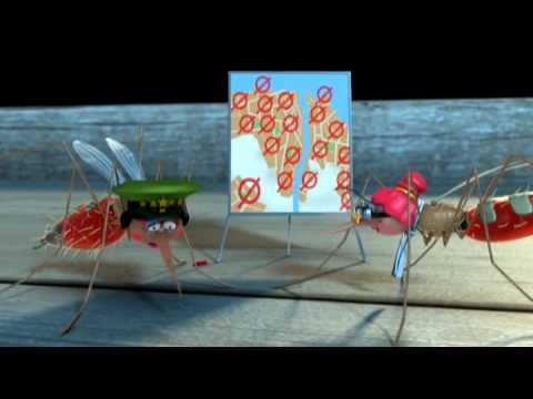 Buzz & Bite Malaria Prevention Campaign - spot 14 - English (East African)