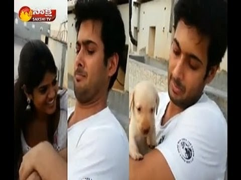 Uday Kiran Private Video With Nishitha -...