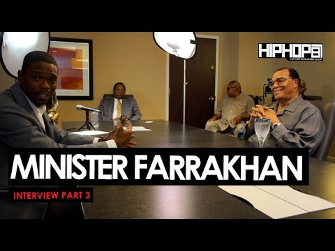 Minister Louis Farrakhan Speaks on the Degradation of Women in Hip Hop and Publicly Addresses Jay-Z's Involvement ( FULL INTERVIEW)