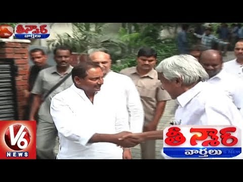 Nallari Kiran Kumar Reddy To Join Congress Party Again? | Teenmaar News | V6 News