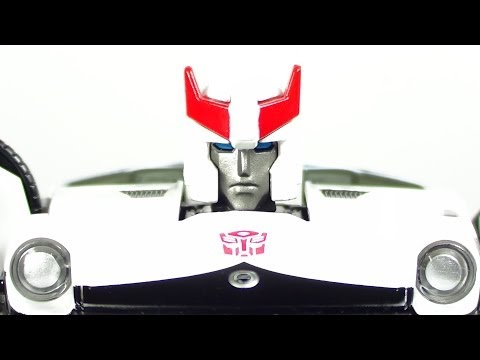 Transformers Masterpiece MP 17 Prowl Figure Review