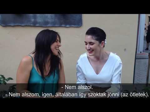 Palya Bea - beszélgetések a kreativitásról, vendég: Lábas Viki (Margaret Island)