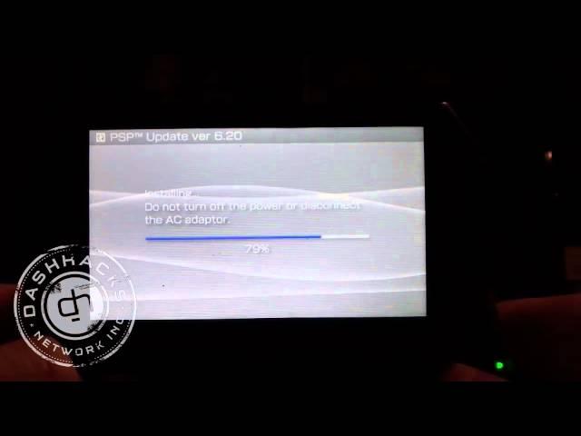 PSP 6.31 & 6.35 to 6.20 Downgrader