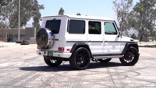 FORGIATO | Mercedes Brabus G63