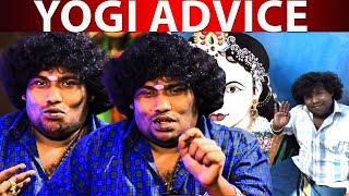 Yogi babu advice to his fans
