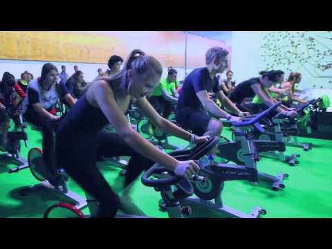 Life Fitness на X motion 2013