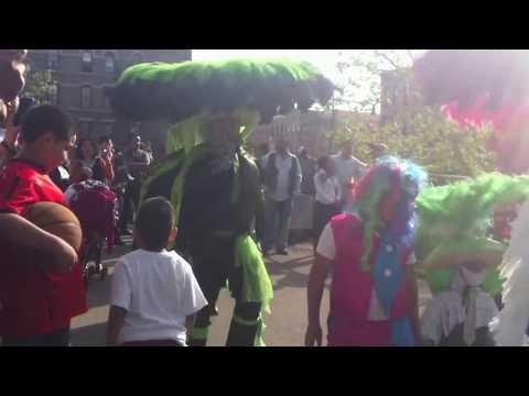 Carnaval Ayometla Tlaxcala 2014