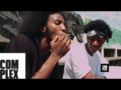CJ Fly f/ Joey Bada$$ - Sup Preme Official Music Video Premiere | First Look On Complex
