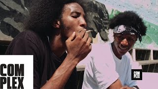 "CJ Fly f/ Joey Bada$$ - ""Sup Preme"" Official Music Video Premiere 