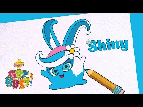 BRAND NEW - SUNNY BUNNIES | Drawing Shiny 2 | Arts & Crafts | Cartoons for Kids
