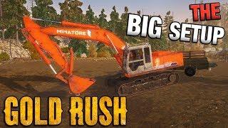 GOLD RUSH | The BIG Setup - Episode 2