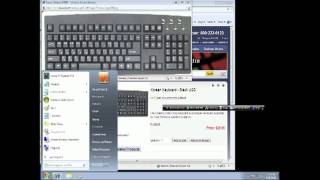 WIndows 7 Korean Keyboard Configuration