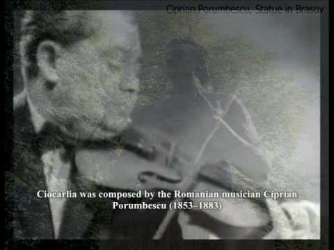 Ciocarlia (the Romanian Skylark music as played around the world)