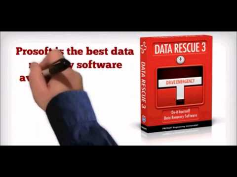 Data Rescue the best hard drive recovery software for Mac and PC