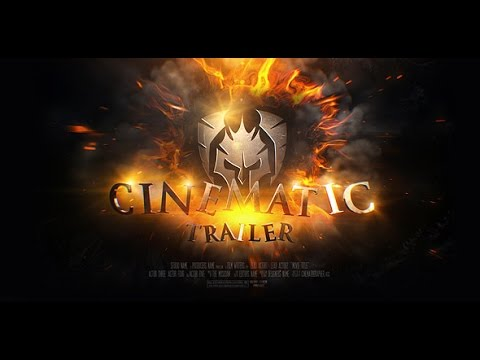 Cinematic Trailer  - After Effects | Videohive Projects