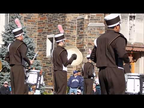 Bethlehem Catholic High School Band - Bethlehem Halloween Parade - October 26, 2014 - 10/28/2014