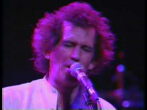 Keith Richards Live 1992 Gimme Shelter