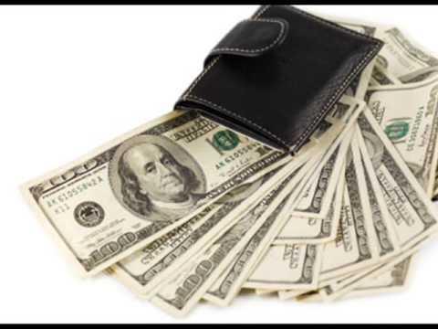 Attracting Hundred Dollar Bills $$ Video