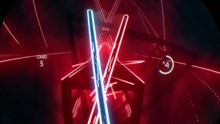 Lightsaber Guitar Hero VR (Beat Saber)