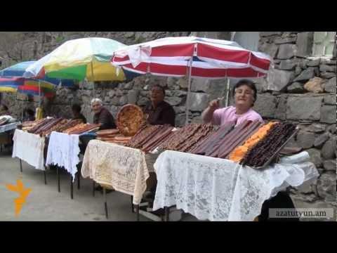 Գառնի-Գեղարդ. Հայաստանի մարգարիտները