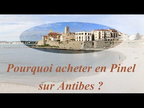 Investissement Pinel à Antibes - CIP-134 - Ref 10080