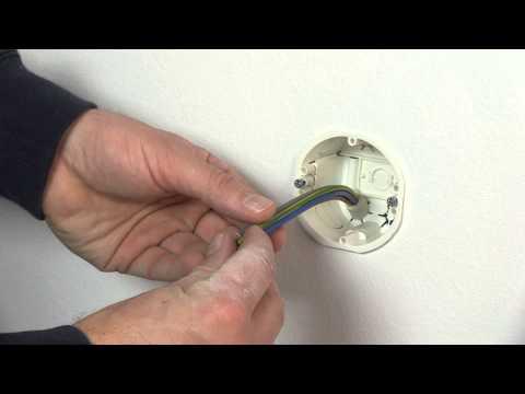 Video Impressivo installationsprodukter montering USB stikkontakt future S hvid