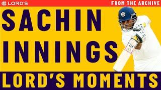 Sachin Tendulkar Final Innings - Highlights | MCC vs ROW Lord's Bicentenary Celebration Match