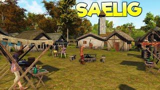 DARK AGES SIMULATOR! Managing an Alehouse and Marrying into Riches! - Saelig Early Access Gameplay