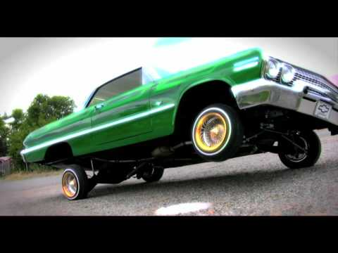 2014 Chevy Impala on 1963 Low Rider Chevy Impala The Love Machine