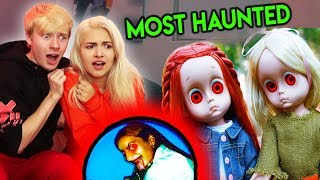 MOST HAUNTED TOYS EVER MADE (Top 10 Banned)