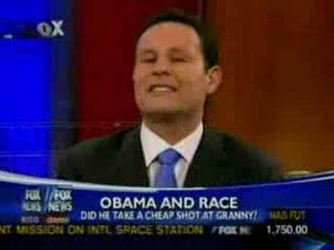 FOX ANCHOR walks off over Obama BASHING!