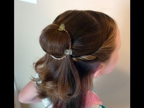 Belle Hairstyle YouTube