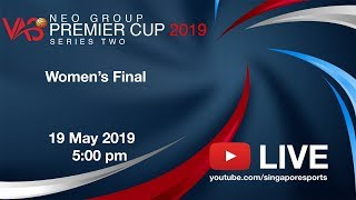 Women's Volleyball final Gold vs Volleysport  | NEO Group VAS Premier Cup Series 2