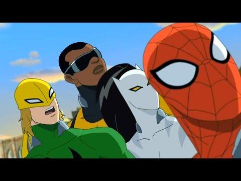 Великий Человек-паук - Мстящий Человек-Паук. Часть 2 - Сезон 3 Серия 3 | Marvel