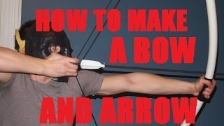 How to make: Easy, Cheap, PVC Bow and Arrow