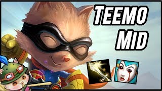 WKURZAM LUDZI - TEEMO MID - League of Legends