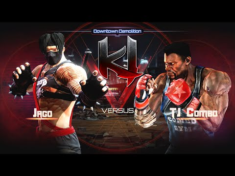 Killer Instinct T.J. Combo Gameplay Footage - Online Match 14