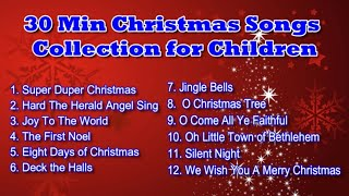 Christmas Songs Collection 2019 || Kids Christmas Songs Collection || Merry Christmas