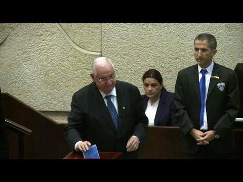 Le candidat de droite Reuven Rivlin élu 10e président d'Israël