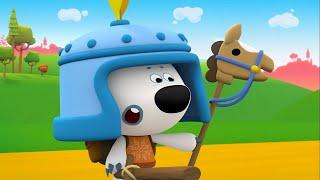 Ми-ми-мишки - все серии про рыцарей Ми-ми-мишек -  Сборник - мультфильмы для детей