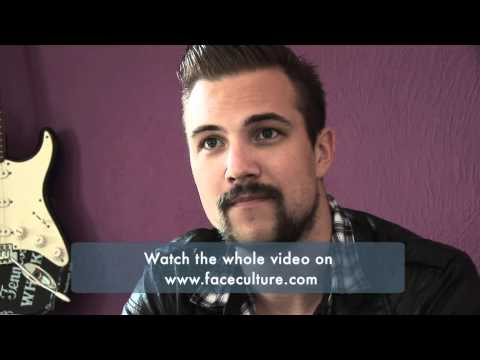 Royal Republic 2010 interview - Adam Grahn (part 1)