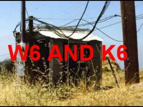 W6NUT/R: W6 AND K6 VIA THE 147.435 REPEATER OF LOS ANGELES