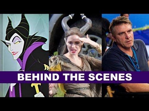 Maleficent 2014 - Robert Stromberg Interview : Beyond The Trailer