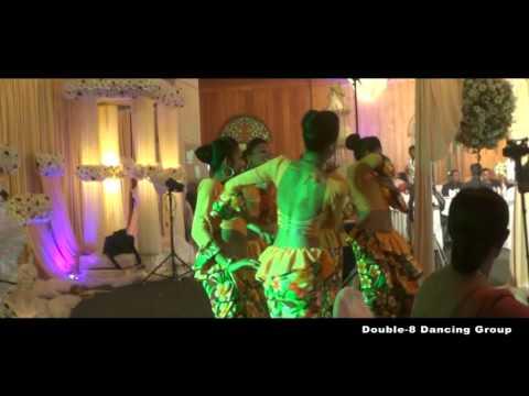 Double 8 Dancing Group - Kulagedarin Dumbara Kandu Watiye video
