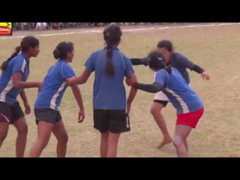 NURPUR BET (Ludhiana) || KABADDI TOURNAMENT - 2015 || GIRLS || HD ||